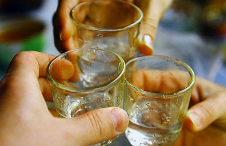 На Запоріжжі покарають батьків, чиї діти отруїлися алкоголем
