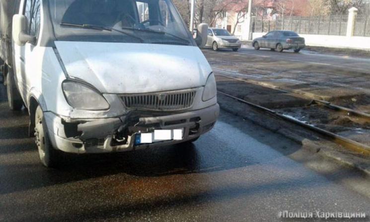 В Харькове — ДТП с участием… мёртвого водителя (ФОТО)