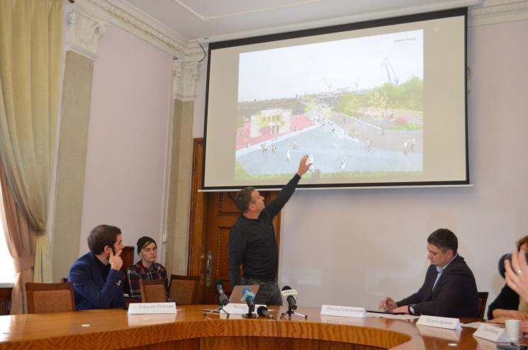 Не нашкодь: Миколаївцям представили концепцію реконструкції центру міста