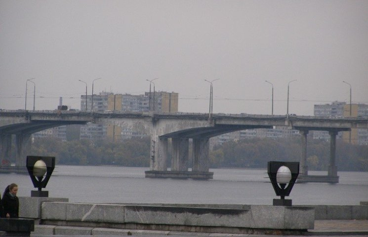 Власти Днепра проинформировали, когда на100% перекроют Новый мост