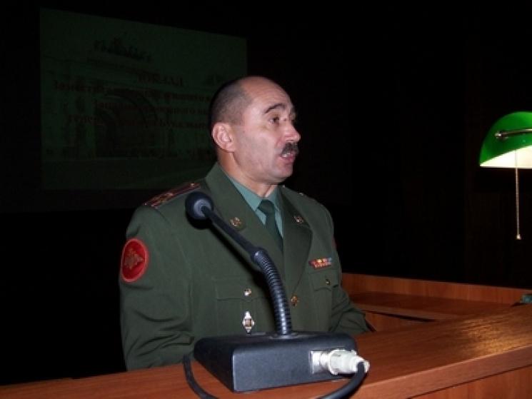 Раненный вСирии русский генерал находится вреанимации в столицеРФ
