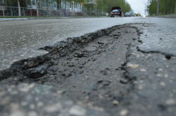 Depo.ua запустив флешмоб, щоб змусити мера Кличка ремонтувати дороги