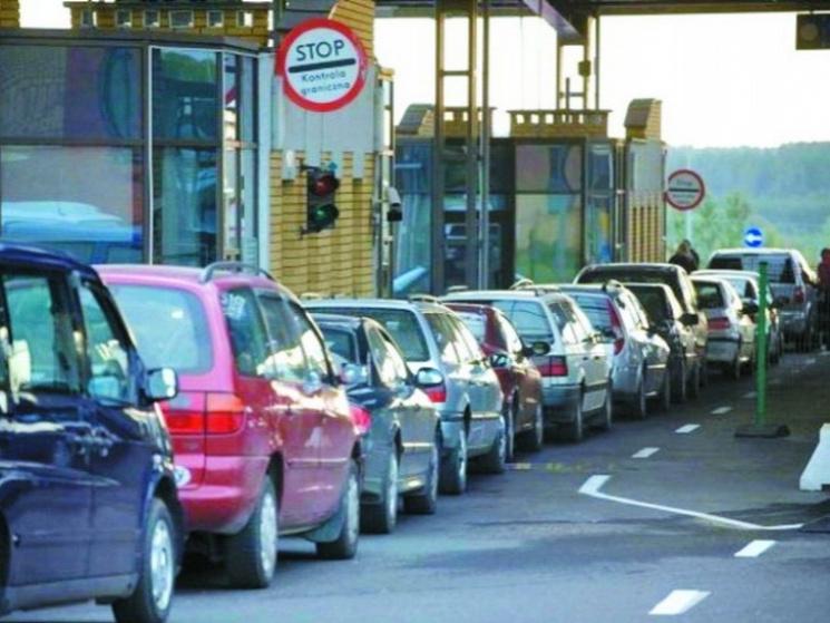 На Закарпаття намагалися незаконно ввезти автомобілі з Угорщини