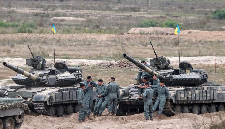 Березнева війна. На Донбасі розпочинається весняна кампанія (КАРТА)
