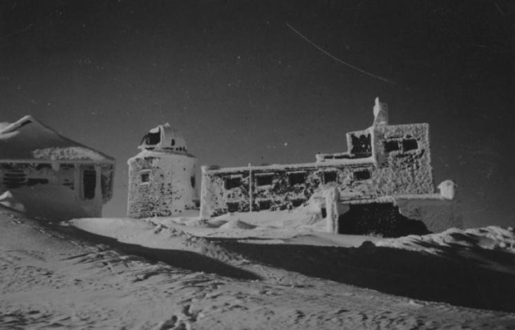 Якою була обсерваторія на горі Піп Іван у Карпатах майже сто років тому