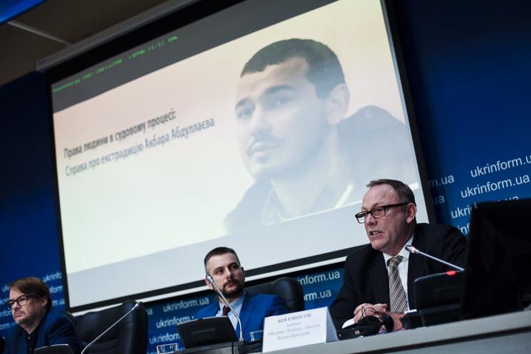 Германский юрист: Экстрадиция Абдуллаева плохо отразится напредоставлении безвиза Украине