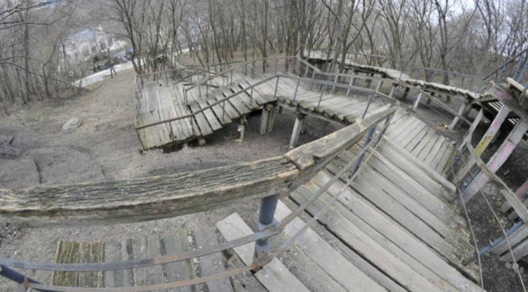 Чому Кличко і Ко перетворили на фарс співпрацю з активістами по сходах на Пейзажці