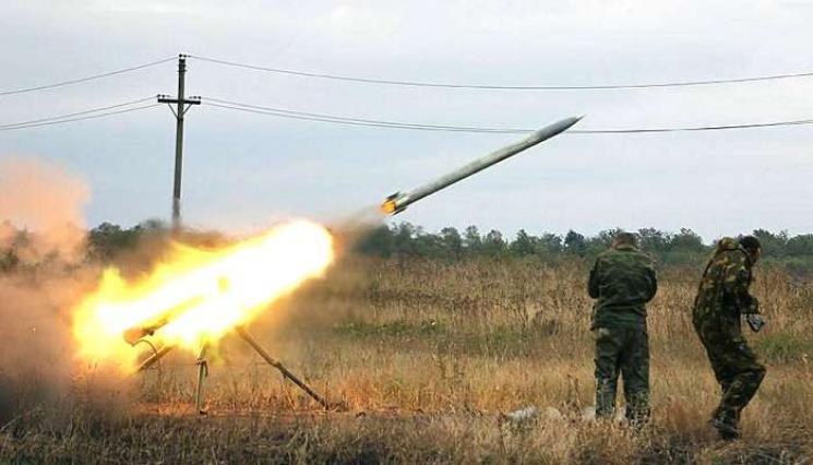 Яку зброю використовують мобільні групи терористів на Донбасі