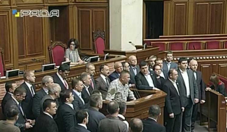 Срочно! Раду захватили военные, Вова допрыгался: в парламенте устроили демарш против Парасюка