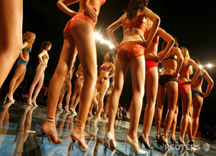 Конкурсы красоты женского тела