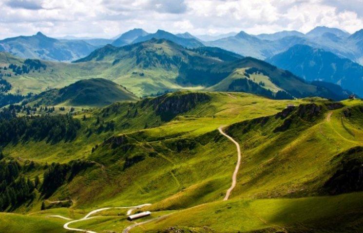 ТОП-5 найфантастичніших місць у Карпатах