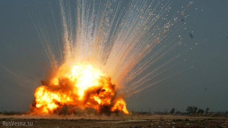Взрыв на складах с боеприпасами: Россия готовится к наступлению