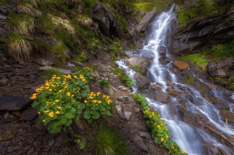Туристу на замітку: 10 маловідомих водоспадів Карпат фото 5