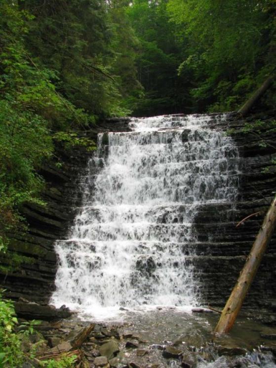 Туристу на замітку: 10 маловідомих водоспадів Карпат фото 7