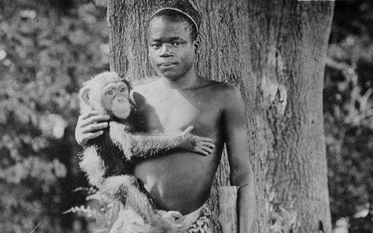 Що сто років тому темношкірі робили у Франківську
