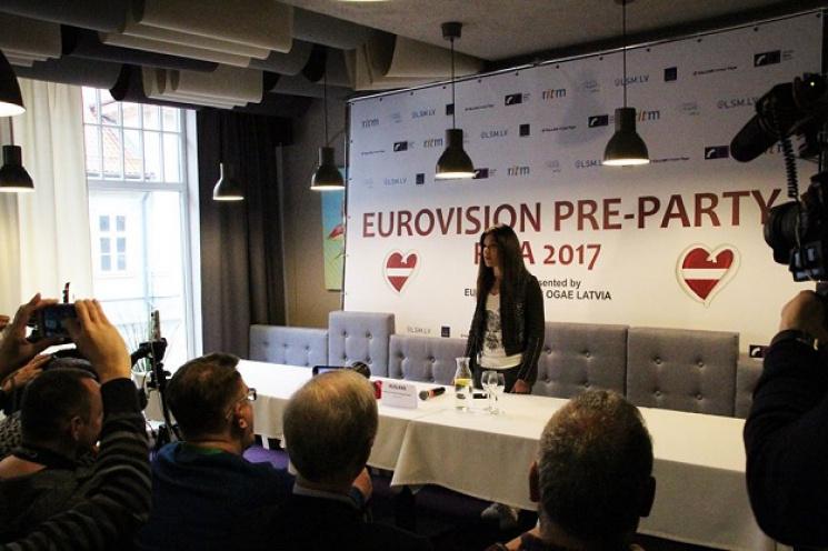 Украинское государство могут сместить отЕвровидения