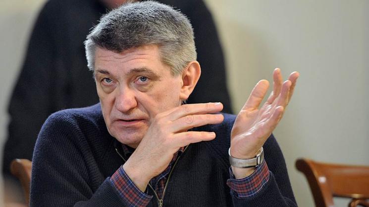 Російський режисер Сокуров, отримуючи пр…