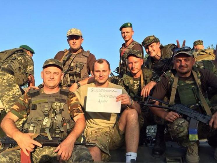 Украинского футболиста-бандеровца Зозулю со скандалом «турнули» из Швеции