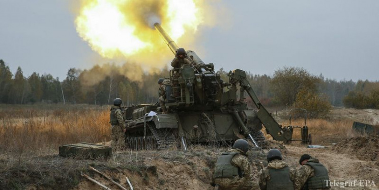 Украинские войска подошли кДебальцево еще накилометр— Волонтер изДнепра