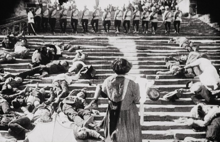 battleship potemkin not true in recounting actual history of odessa step massacre