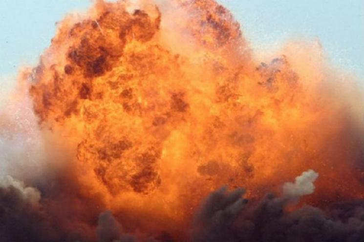 ВКиеве наТроещине прогремел мощнейший взрыв, ранен мужчина