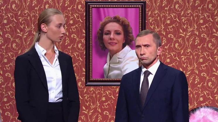 «Аэтим можно?»: юзеры возмущены допуском встолицу Украины Comedy Woman