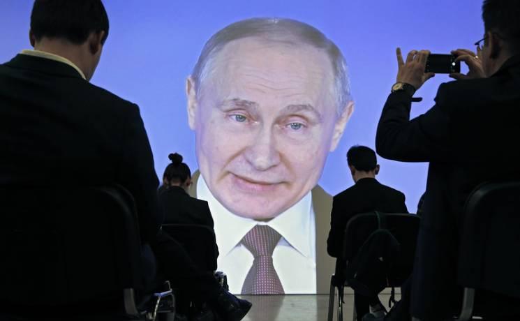Путин назвал «путем вникуда» взаимные обвинения междуРФ иСША