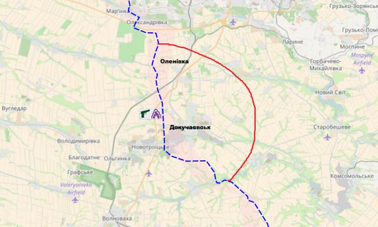 Як 93 бригада перемагає окупантів під Докучаєвськом