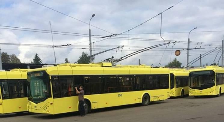 У Сумах тролейбуси змінять маршрути