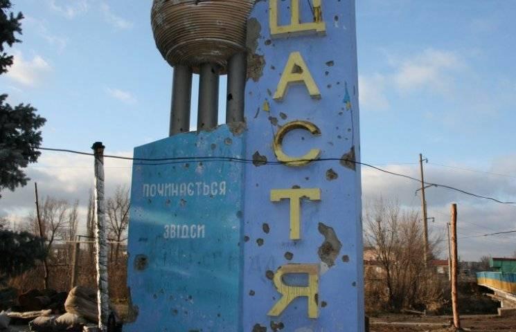Загострення на Донбасі: Що стоїть за обстрілами Щастя (КАРТА)
