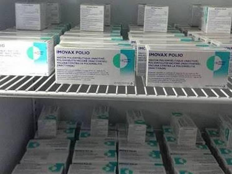 МОЗ: Всі регіони України забезпечені вакцинами від кору