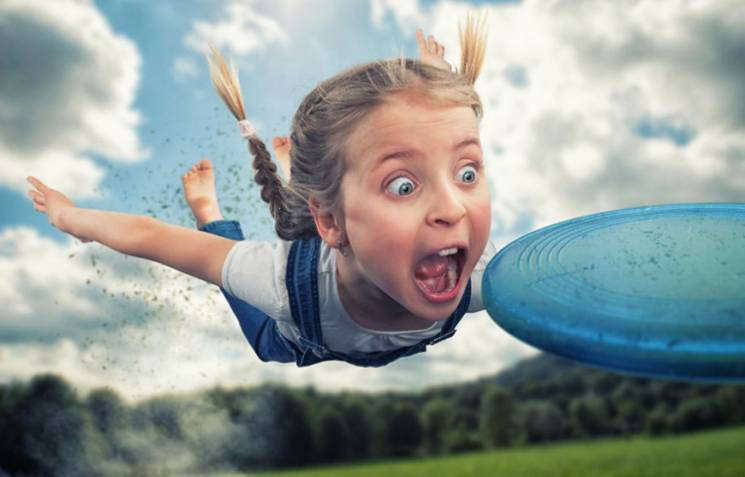 Дитячий сюрреалізм у проекті швейцарського фотографа (ФОТО)