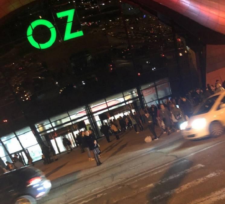 У Краснодарі випадково евакуювали торговий центр (ФОТО)
