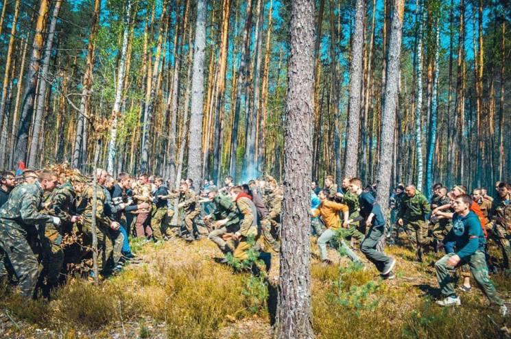 """У лісі 60 годин: На Тернопільщині збирається чергова теренова гра """"Гурби -Антонівці"""" (ВІДЕО)"""