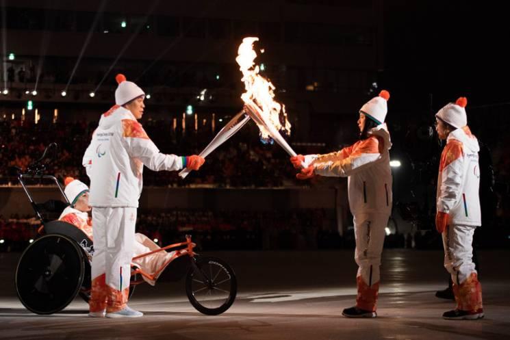 У Пхьончхані пройшла церемонія відкриття Паралімпіади-2018 (ФОТОРЕПОРТАЖ)