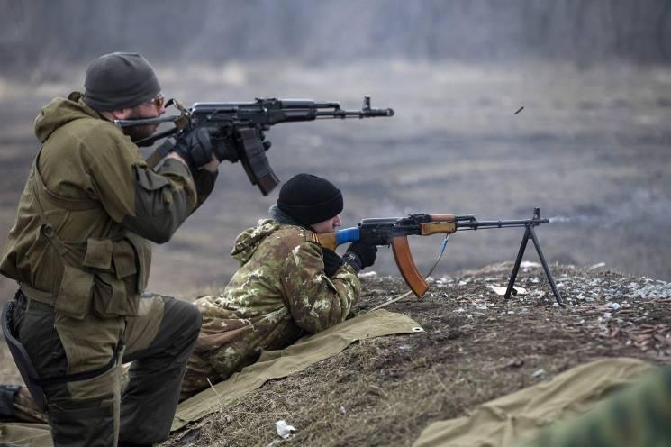 Доба в АТО. Ворог обстріляв Катеринівку і Богданівку