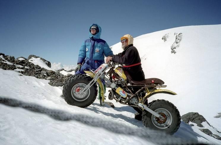 Кубанські мотоциклісти проїдуть сотні кілометрів по льоду