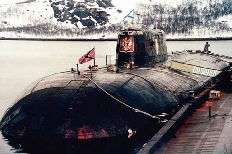 """Путін назвав причину загибелі підводного човна """"Курськ"""""""