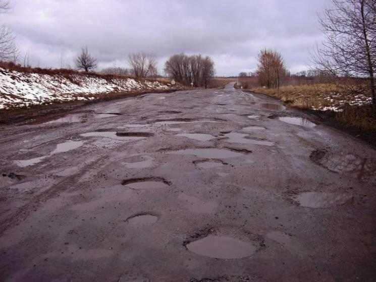 Ремонт аварійної автодороги з Полтавщини на Сумщину у 2018 році не передбачається