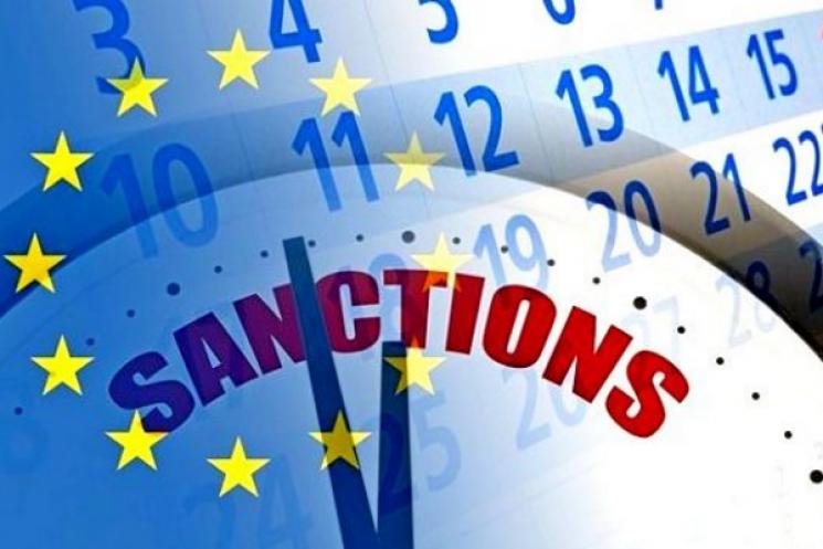 ЄС ще на півроку продовжив санкції проти Росії за анексію Криму