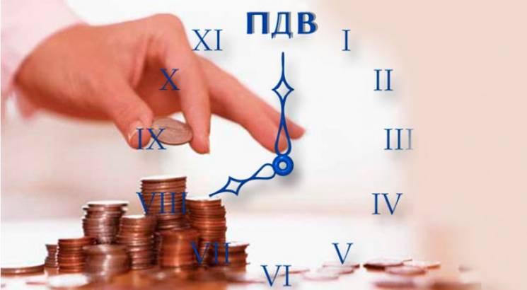 На Тернопільщині платникам повернули 55 млн грн ПДВ