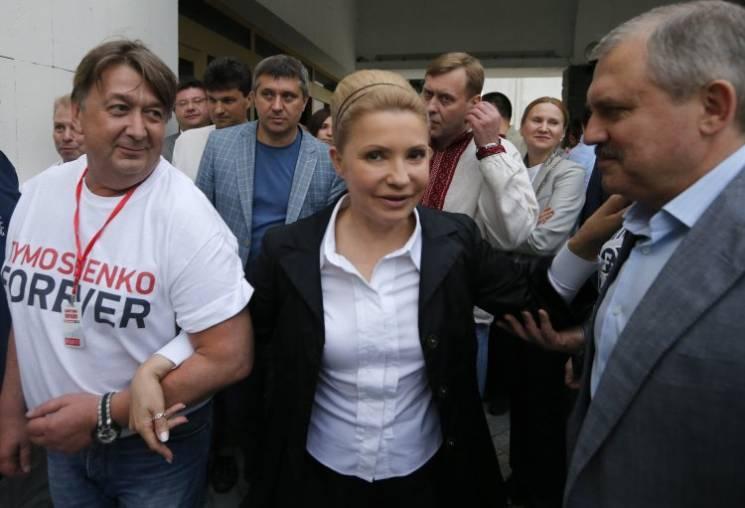"""""""Прощення"""" замість амністії: Сенченко став запасним """"язиком"""" Тимошенко"""