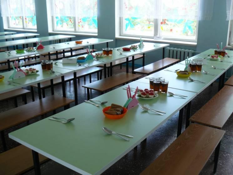Без обідів і сніданків: На столичній Оболоні зачинили шкільні їдальні (ФОТО)