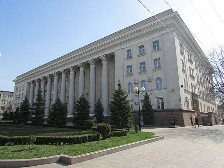 Мерія Кропивницького пообіцялa через 10 днів розробити прогрaму озеленення містa