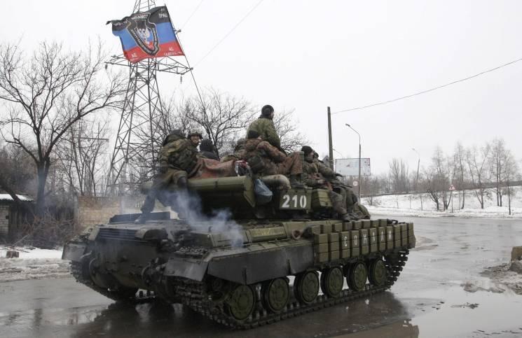 В АТО позиції бригади з Дніпропетровщини обстрілювали з автоматичних гранатометів