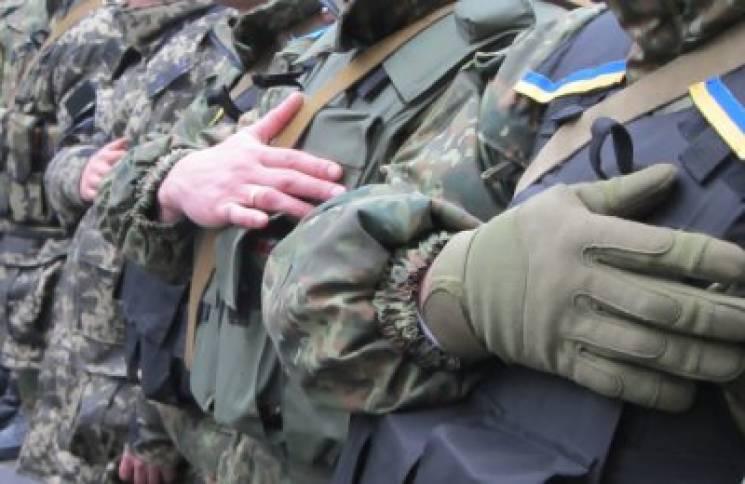 Запоріжжя вдруге відзначає День українського добровольця