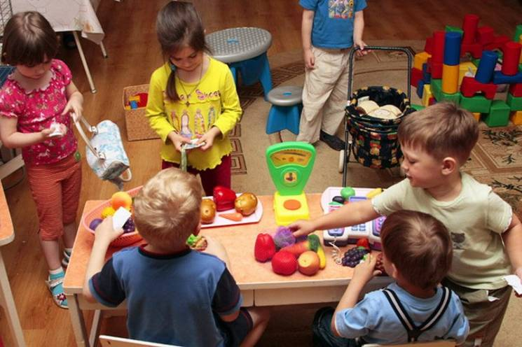 У дитячих садках Мукачева працюватиме 13 інклюзивних груп