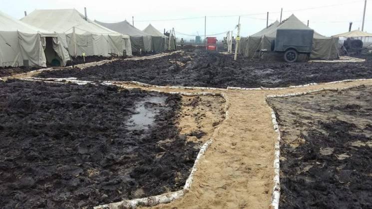 """У пожежі на """"Широкому лані"""" загинув військовий, семеро постраждалих"""