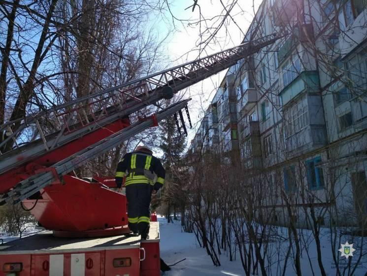 У Харкові врятували жінку, яка опинилася в полоні у власній квартирі