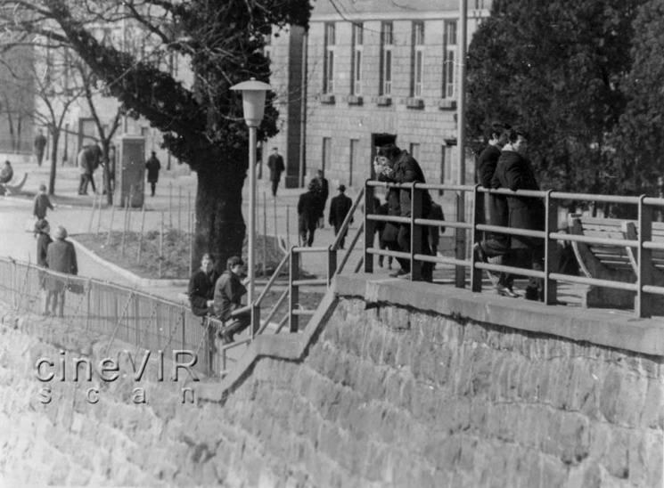 Яким був Ужгород і ужгородці ранньою весною майже півстоліття тому (ФОТО)